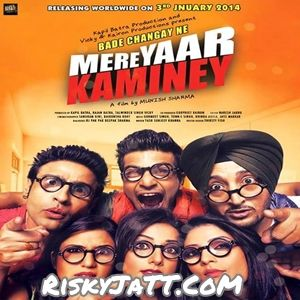 Download Mere Yaar Kaminey Rahat Fateh Ali Khan, Inderjeet Nikku, Kairon and others... mp3 song