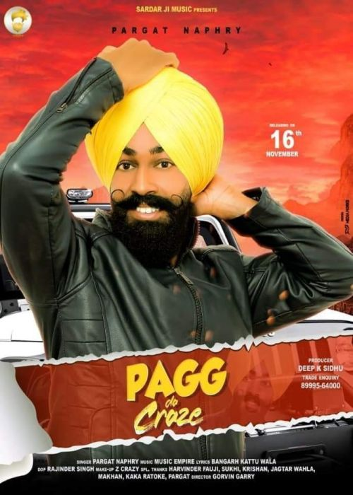 Download Pagg Da Craze Pargat Naphry mp3 song, Pagg Da Craze Pargat Naphry full album download