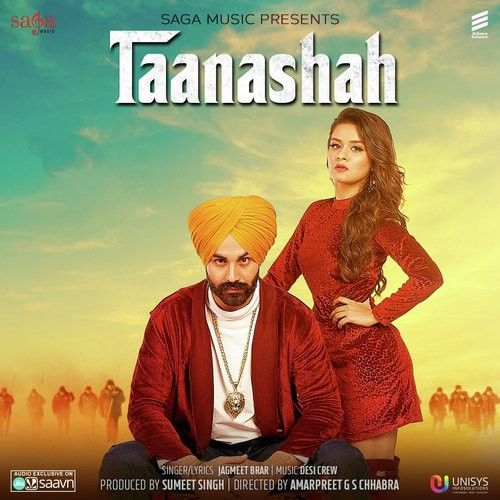 Download Taanashah Jagmeet Brar mp3 song, Taanashah Jagmeet Brar full album download