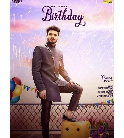 Download Birthday Sumit Goswami mp3 song, Birthday Sumit Goswami full album download