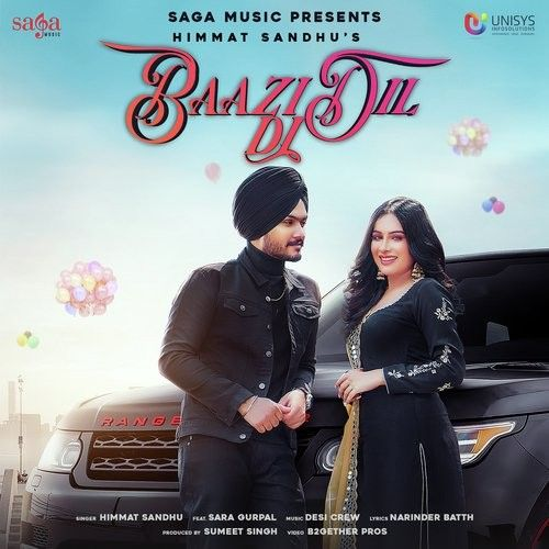 Download Baazi Dil Di Himmat Sandhu mp3 song, Baazi Dil Di Himmat Sandhu full album download