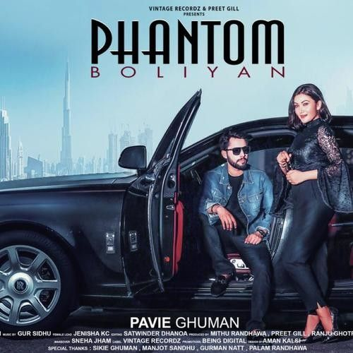 Download Phantom Boliyan Pavie Ghuman mp3 song, Phantom Boliyan Pavie Ghuman full album download