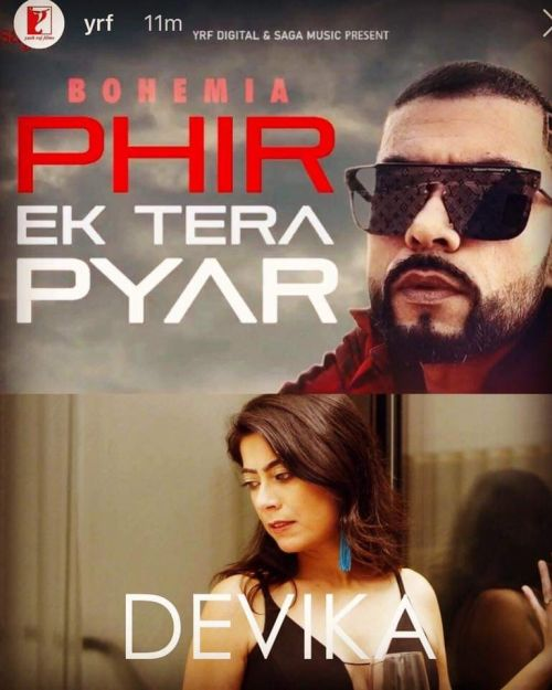 Download Phir Ek Tera Pyar Bohemia, Devika mp3 song, Phir Ek Tera Pyar Bohemia, Devika full album download