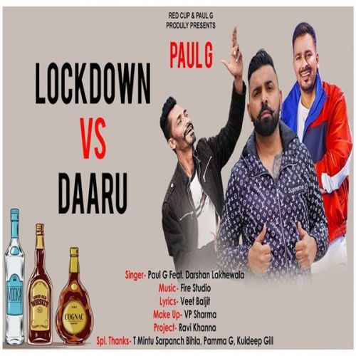 Lockdown Vs Daaru mp3 song