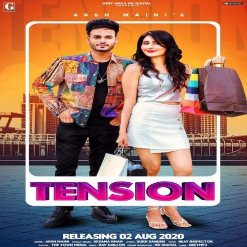 Download Tension Arsh Maini, Afsana Khan mp3 song, Tension Arsh Maini, Afsana Khan full album download