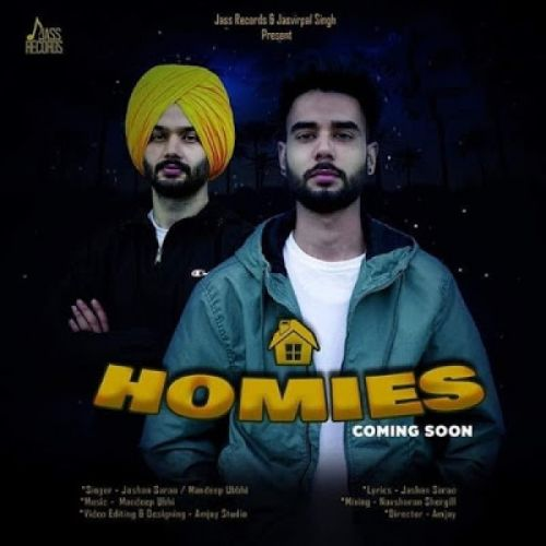 Download Homies Jashan Sarao, Mandeep Ubhi mp3 song, Homies Jashan Sarao, Mandeep Ubhi full album download