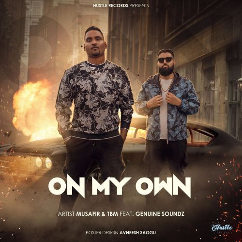 Download On My Own Musafir mp3 song
