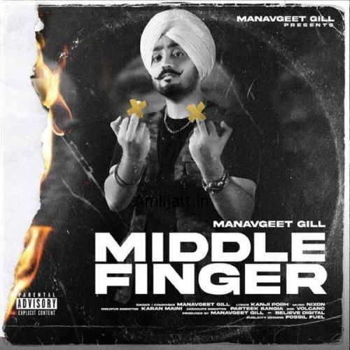 Middle Finger by Manavgeet Gill